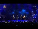 141112 EXO-K MusicBank in Mexico - Sabor a Mi