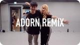 Adorn - Miguel (ft.Wiz Khalifa)  Shawn Choreography