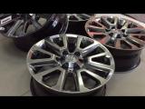 Диски Toyota Lexus r18