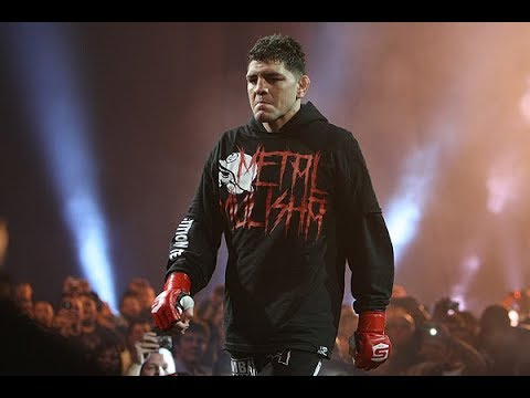 Nick Diaz Highlight 2018 || Become the Evil Villain