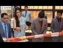 Katrina Kaif in Dwarka, Delhi   Inaugurates All-New Kalyan Jewellers Showroom   Katrina in Delhi