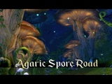 Aion - Poeta Agaric Spore Road (1 Hour of Ambience)