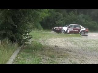 Audi 90 Quattro rally