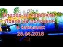 Вперёд за карасями Ловля на поплавок в камышах 26 04 18