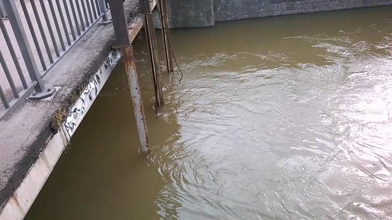 Наводнение.