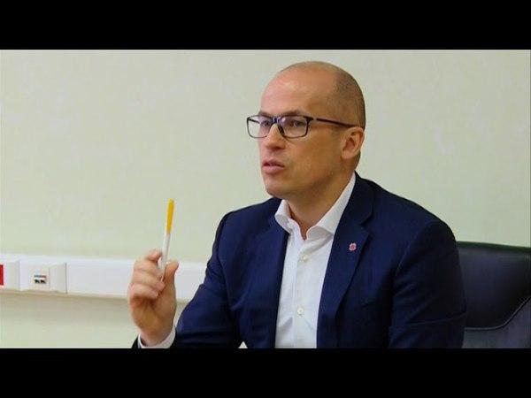18 04 2018 Глава Удмуртии встретился с лидерами национально-культурных объединений