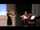 Конкурс скрипачей.