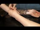 Наша первая зажившая татуировка с применением заживляющей плёнки Suprasorb F