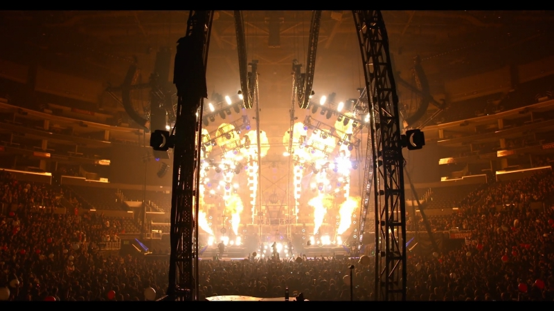Mötley Crüe - The End: Live in Los Angeles [2016] FullHD