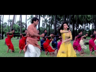 Ui Amma Ui Amma Kya - Govinda Karishma Kapoor _ Raja Babu (Звёздный Болливуд)