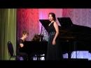 Дарья Тарасенко Моцарт речитатив и ария Сюзанны из оперы Свадьба Фигаро
