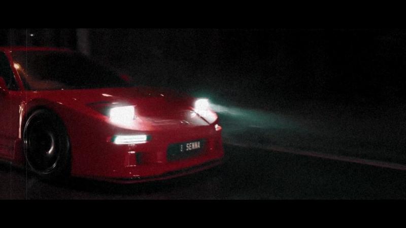 NSX x ブロー