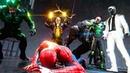 Marvel SPIDER-MAN PS4 Bosses Gameplay Demo Electro/Rhino/Scorpion/Vulture E3 2018