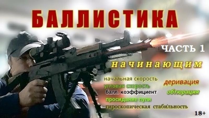 ВНУТРЕННЯЯ БАЛЛИСТИКА фильм - 1