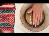 Шпильки. Парафинотерапия в домашних условиях