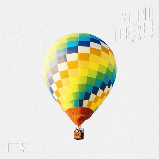 BTS альбом The Most Beautiful Moment In Life: Young Forever