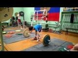 Артём Горбаченко-08 г/р-проходка-р.кл.-24 кг.