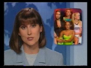 Spice Girls - Spiceworld Premiere - London - Seven News 15.12.1997