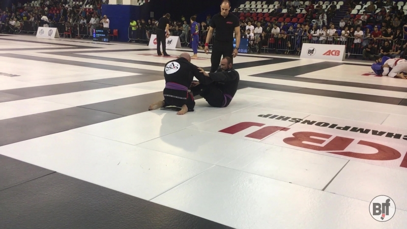 Андрей Морозов vs Ayaz Suleymanov master 2 purple 95 acb jj