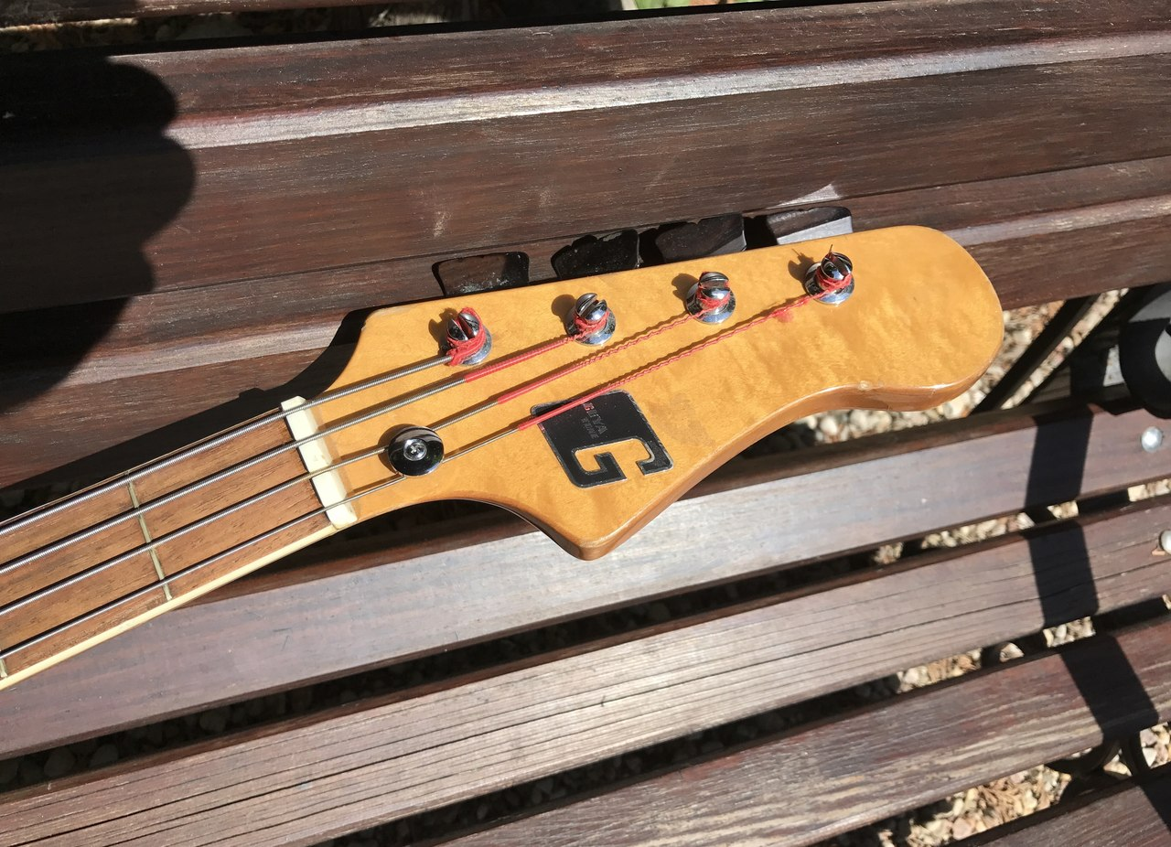 Дека для бас гитары своими руками 97