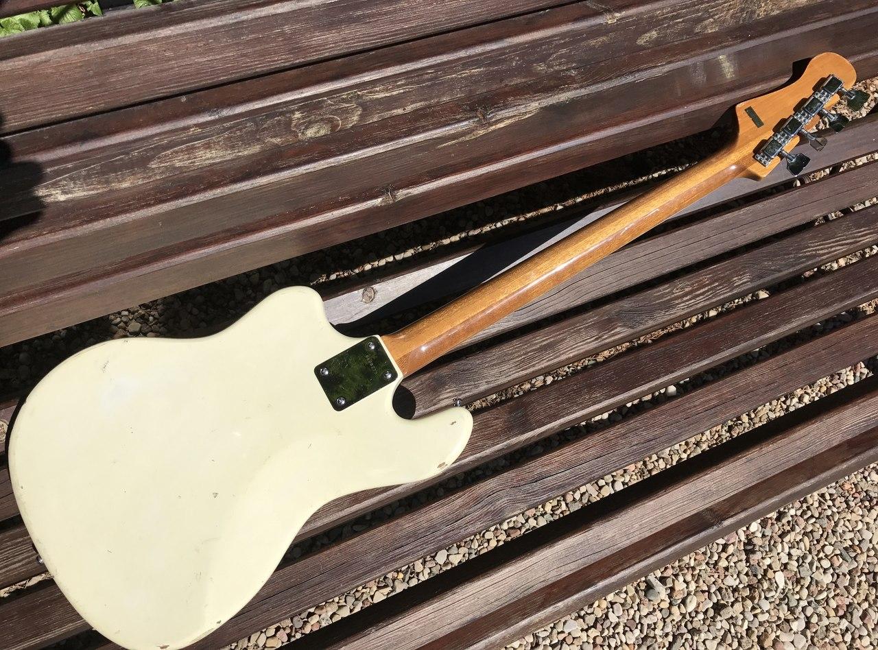 Дека для бас гитары своими руками 29