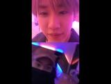STREAM 180206 B-Joo (M.O.T.F) Instagram Live Stream