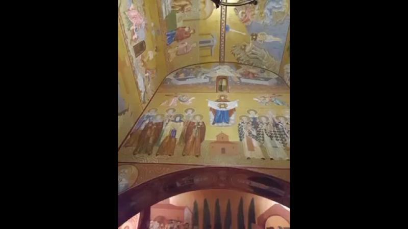 Схиархимандрит Серафима Бит-Хариби - Ко Пресвятой Троице на арамейском языке (Лу