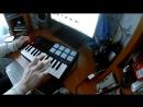 Jurassic Park Theme (Midi клавиатура)