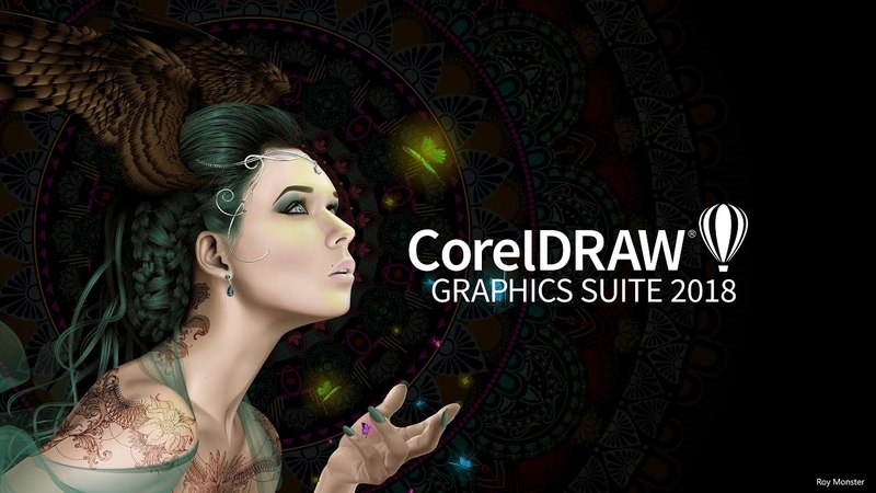 Видеообзор пакета CorelDRAW Graphics Suite 2018 RU