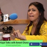 "KAJOL DEVGN @kajol on Instagram @kajol talks with @ameetchana helicoptereela"""