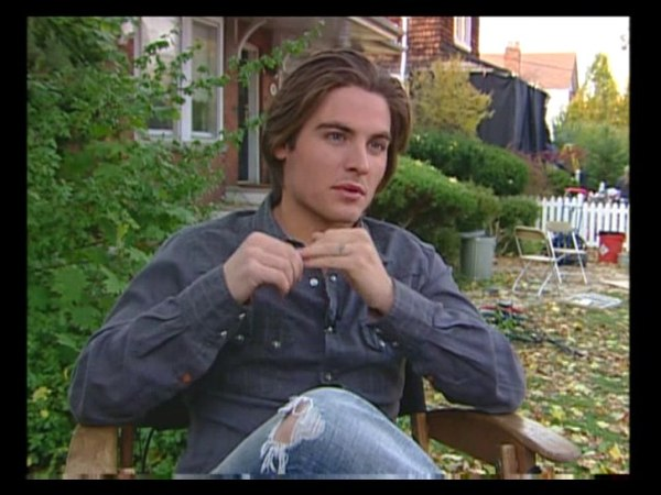 It's a Boy Girl Thing - Kevin Zegers Interview