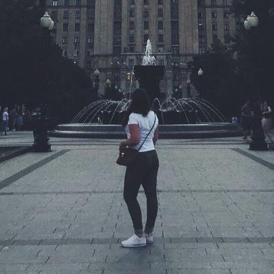 Анастасия Воробей
