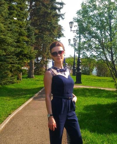 Анастасия Сандакова