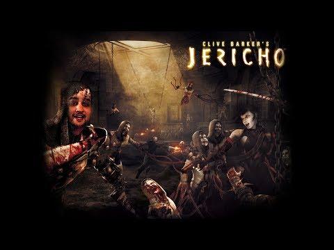 [18] Шон играет в Clive Barker's: Jericho (PC, 2007)
