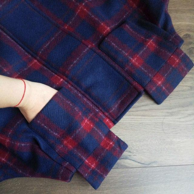 Мега крутое и стильное пальто Toyouth