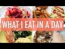What I Eat In a Day | EASY Healthy Meals