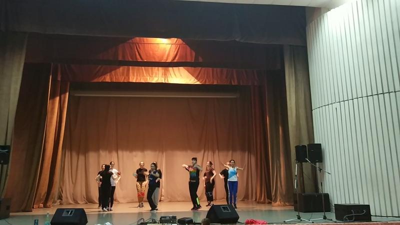 Репетиция(сцена)-Зеркала-18.02.18