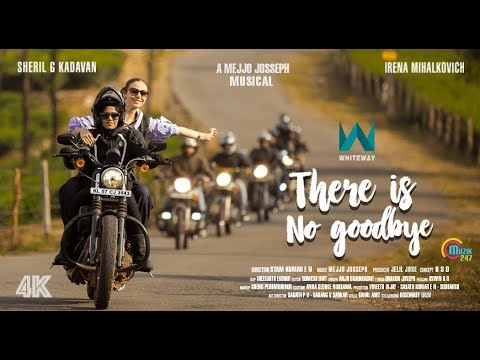 There is No Goodbye ft Sheril G Kadavan, Irena I Mejjo Josseph I SKEN I Anju Brahmasmi I RSD | 4K