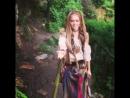 Видео с Мариной Белкиной модель для фотосета