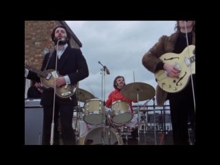 The Beatles - Последний концерт на крыше студии Abbey Road