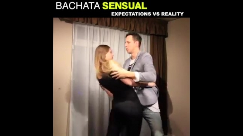 Bachata Sensual Expectation vs Reality