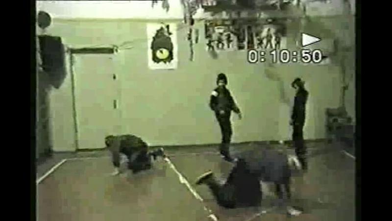 Тренировка 2003 год (Руководитель проекта - Попов А. И). с. Ломоносово (Из архивов)
