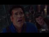 Эш против Зловещих мертвецов / Ash vs Evil Dead.3 сезон.Трейлер #2 (2018) [1080p]