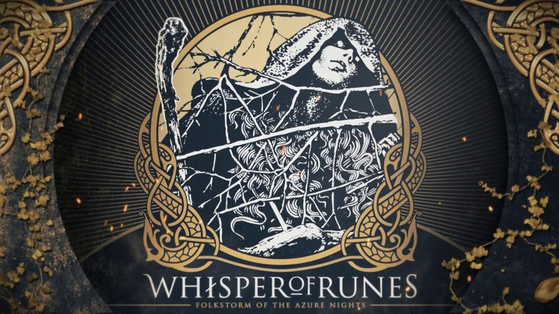 Whisper Of Runes – Folkstorm of the Azure Nights (Temnozor cover, 2018)