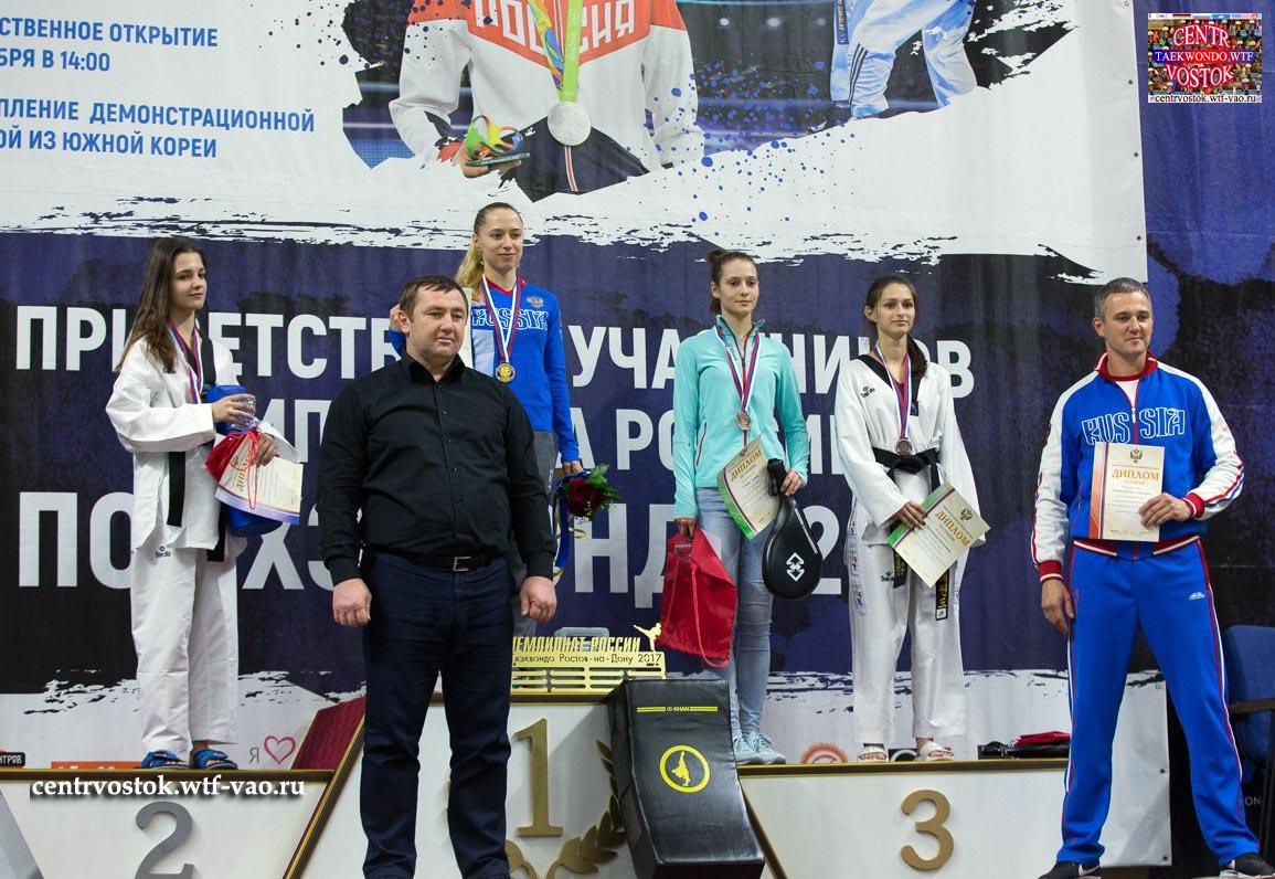 Medals-Female-46kg