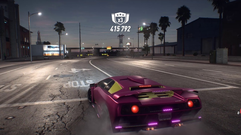 Need for Speed Payback Icon Cars Morohoshi-san Drift Trial Secret Race