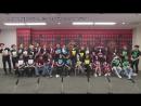 [DVD] 2017 FNC Kingdom - Message Interview - CNBLUE Cut