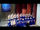 Журавли.С.Плешак Сводный хор ДХШ 2 2017 Г