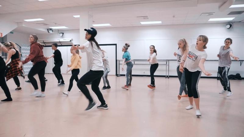 Alex grupp dansar (2018)