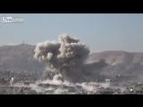 Змей Горыныч уничтожил снайперов террористов в Сирии